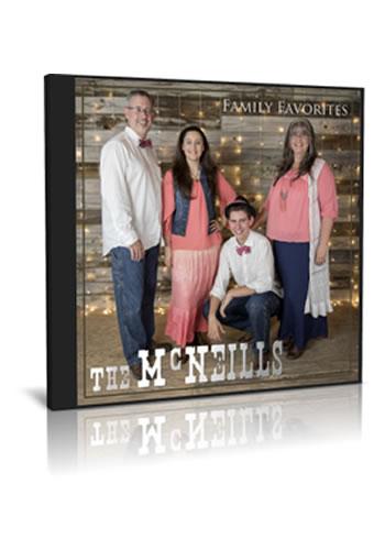 Family Favorites CD
